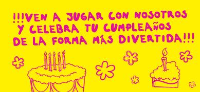 Celebra tu cumpleaños en Pequelandia León