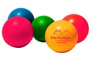 pelotas parque infantil